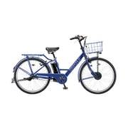 ST6B41 3P10UD0 [電動アシスト自転車 ステップクルーズe 26型 内装3段変速 E.Xバイオレットブルー]