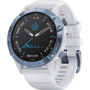 010-02410-34 [スマートウォッチ fenix 6 Pro Dual Power Ti Mineral Blue/Whitestone]
