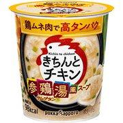 きちんとチキン 参鶏湯風スープ(24.0g) [レトルト・総菜・スープ]