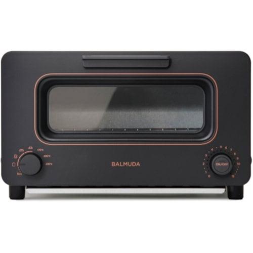 K05A-BK [BALMUDA The Toaster (バルミューダ ザ・トースター) ブラック]