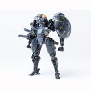 """核誠治造(EARNESTCORE CRAFT/アニスコル) RB-09D SILA """"侍羅"""" 流通限定版 [塗装済み可動フィギュア]"""