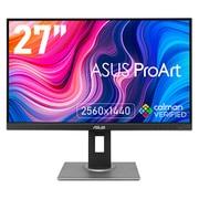 PA278QV [ASUS ProArt PA278QV 27型/IPS/WQHD/Rec.709/SRGB 100%/ΔE < 2/HDMI/DP/DVI/Calman/高さ調整/縦横回転/3年保証]