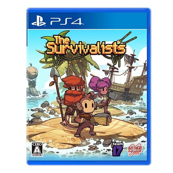 The Survivalists -ザ サバイバリスト- [PS4ソフト]