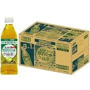大人のカロリミット 玉露仕立て緑茶プラス 500ml×24本(18本+無料分6本付) [機能性飲料]
