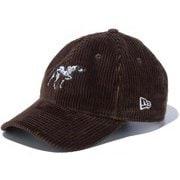 9THIRTY コーデュロイ ポインター 12541207 ブラウン 56.8 - 60.6cm [アウトドア 帽子]