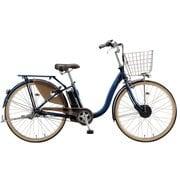F6DB41 3P10CD0 [電動アシスト自転車 フロンティアDX 26型 内装3段変速 E.Xノーブルネイビー]