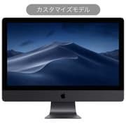 Apple iMac Pro 27インチ 18コアIntel Xeon Wプロセッサ カスタマイズモデル(CTO)