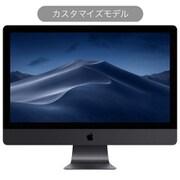 Apple iMac Pro 27インチ 10コアIntel Xeon Wプロセッサ カスタマイズモデル(CTO)