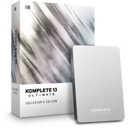 KOMPLETE 13 ULTIMATE Collector's Edition UPG FOR K8-13 プラグインソフト