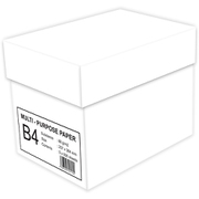 MULTI PURPOSE PAPER B4 2500枚 [コピー用紙 B4サイズ 500枚×5冊入り]