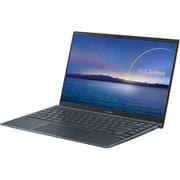 UM425IA-AM008T [ASUS ZenBook 14 UM425IA/14型/AMD Ryzen7 4700U/メモリ 8GB/SSD 512GB/Windows 10 Home 64ビット/WPS Office Standard Edition/パイングレー]
