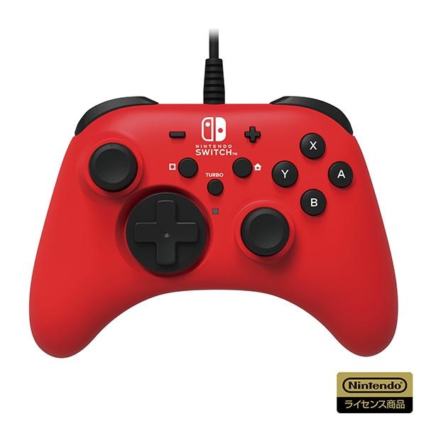 NSW-156 [ホリパッド for Nintendo Switch レッド]