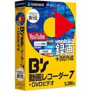 B's 動画レコーダー 7+DVDビデオ [Windowsソフト]