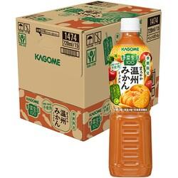 カゴメ 野菜生活100 まろやか温州みかんミックス 720ml×15本入り