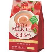 日東紅茶 ロイヤルミルクティー あまおう 10本