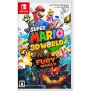 スーパーマリオ 3Dワールド + フューリーワールド [Nintendo Switchソフト]