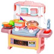 なりきり キッチンセットDX PINK