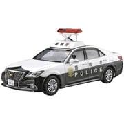 モデルカー129 トヨタ GRS210 クラウンパトロールカー 警ら用 '16 [1/24スケール プラモデル]