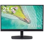 CNGH-LCW22FSZ-BK [21.5型ワイド フルHD VAパネル HDMI/D-subコネクタ搭載 3年保証]