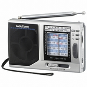 RAD-H320N 短波ラジオ ハンディサイズ