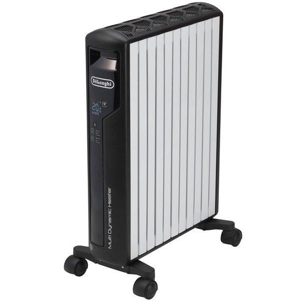 MDHAA15WIFI-BK [デロンギ マルチダイナミックヒーター Wi-Fiモデル ピュアホワイト + マットブラック]