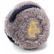 エルモフリースコンパクトイアーウォーマー Elmo Fleece Compact Ear Warmer  CH09-1179 Gray/Navy フリーサイズ [アウトドア イヤーウォーマー メンズ]