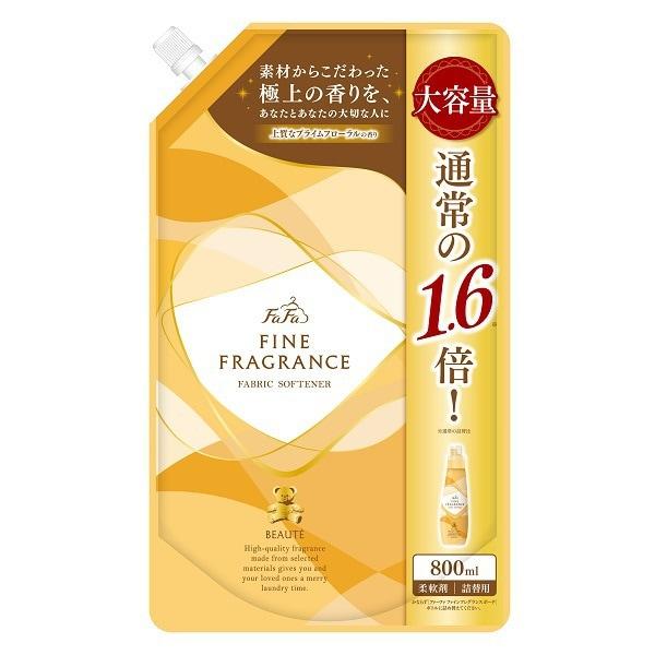 ファーファ ファインフレグランス ボーテ プライムフローラルの香り 詰替 800ml [柔軟剤]