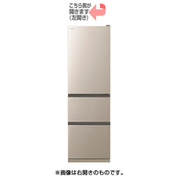 R-V32NVL N [冷蔵庫(315L・左開き) 3ドア シャンパン]