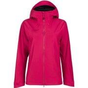 アヤコプロエイチエスフーデットジャケット ウィメン Ayako Pro HS Hooded Jacket AF Women 1010-27560 6358 sundown Sサイズ [アウトドア ジャケット レディース]