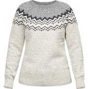 Ovik Knit Sweater W 89941 Grey XSサイズ [アウトドア セーター レディース]