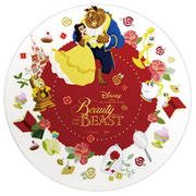 SDPR-0210 マウスパッド 美女と野獣 ディズニー [キャラクターグッズ]