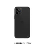 SE_ILLCSPP35_TB [iPhone 12 Pro Max 用 極薄スリムケース 0.35mm SwitchEasy(スイッチイージー) Transparent Black]