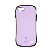 iFace First Class iPhone SE(第2世代)/iPhone 8/iPhone 7 用 ケース Cafe&Macarons シリーズ マカロン/パープル [iPhone用ケース]