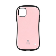 iFace First Class iPhone 11 用 ケース Cafe&Macarons シリーズ マカロン/ピンク [iPhone用ケース]
