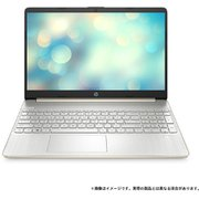 206P7PA-AAAA [ノートパソコン HP 15s-fq1000 G1モデル 15.6型ワイド/Core i5-1035G1/SSD:512GB/メモリ:8GB/Office Home and Business 2019/モダンゴールド]
