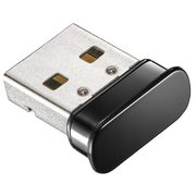 WN-S150UM [IEEE802.11n/g/b準拠 超小型Wi-Fiアダプター]