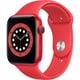 Apple Watch Series 6(GPSモデル)- 44mm (PRODUCT)REDアルミニウムケースと(PRODUCT)REDスポーツバンド [M00M3J/A]