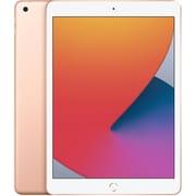 アップル iPad (第8世代) Wi-Fiモデル 10.2インチ 128GB ゴールド [MYLF2J/A]