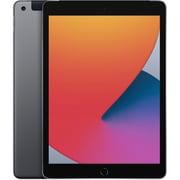 アップル iPad(第8世代) 10.2インチ 128GB スペースグレイ SIMフリー [MYML2J/A]