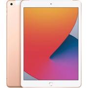 アップル iPad(第8世代) 10.2インチ 128GB ゴールド SIMフリー [MYMN2J/A]