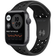 Apple Watch Nike Series 6(GPSモデル)- 44mmスペースグレイアルミニウムケースとアンスラサイト/ブラックNikeスポーツバンド [MG173J/A]