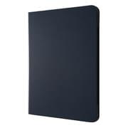 RT-PA16LC1/DN [iPad Air 10.9インチ(第4世代) 用 レザーケース スタンド機能付 ネイビー]