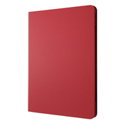 RT-PA16LC1/R [iPad Air 10.9インチ(第4世代) 用 レザーケース スタンド機能付 レッド]