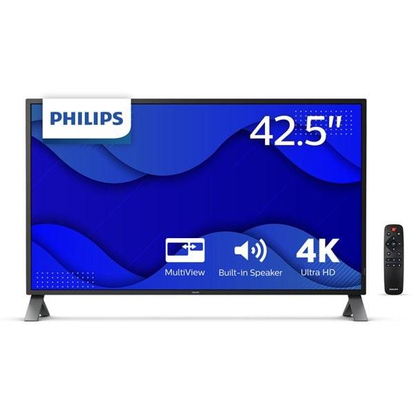 438P1/11 [42.5型ウルトラ HD 液晶ディスプレイ/4K/HDMI,Display Port/USBポート/ちらつき防止/リモコン/スピーカー/PBP/PIP]