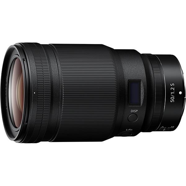 NIKKOR Z 50mm f/1.2 S [S-Line 50mm F1.2 ニコンZマウント]