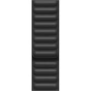 Apple Watch 44mmケース用 ブラックレザーリンク - S/M [MY9M2FE/A]