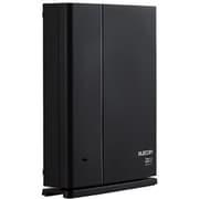 WSC-X1800GS-B [Wi-Fiルーター中継器単体 メッシュネットワーク対応 1201+574Mbps 有線Giga IPv6(IPoE)対応 ブラック セキュリティ機能付き 11ax.ac.n.a.g.b]