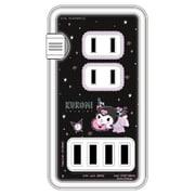 SANG-69KU [USBポート付きACタップ サンリオ クロミ]