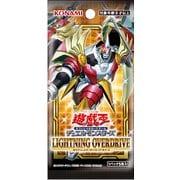 遊戯王OCG LIGHTNING OVERDRIVE 1パック [トレーディングカード]