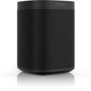 ONEG2JP1BLK [Sonos One(Gen2) ボイスコントロール対応 スマートスピーカー Wi-Fi接続 高音質 AirPlay2対応 Amazon Alexa搭載 ブラック]